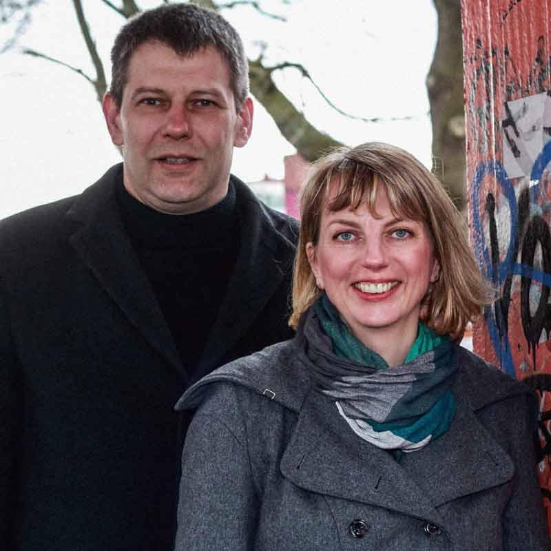 Bild von Frauke und Roman Goerkis für professionelle Organisationsentwicklung