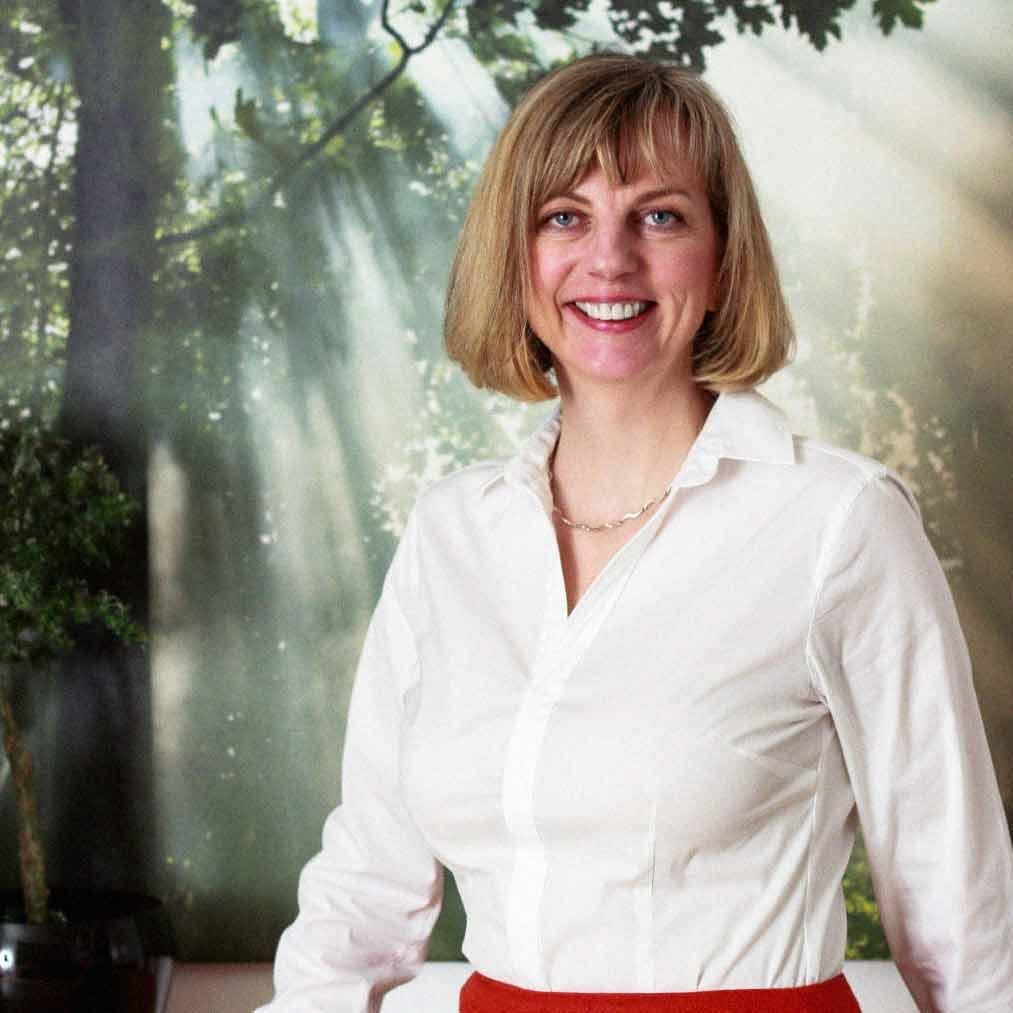 Bild von Frauke Goerkis - Spezialistin für Familien- und Paartherapie