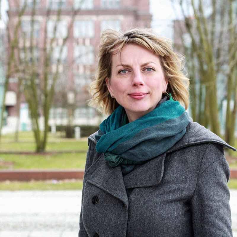 Foto von Frauke Goerkis für Supervision mit Frauke Goerkis